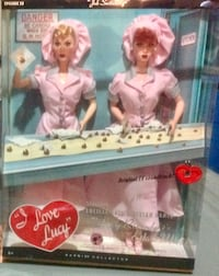 Barbie-Lucy and Ethel 183 mi