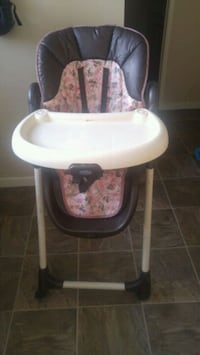 Girl high chair