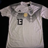 GERMANY AUTHENTIC HOME JERSEY (Size Large) Oxnard, 93033