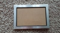 "4"" x 6"" Picture Frame Silver Spring"