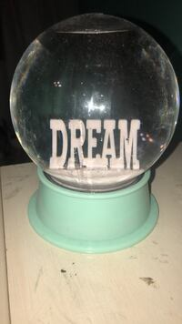 Dream Snow Globe