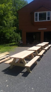 "Picnic Table, 6 ' ""New"""