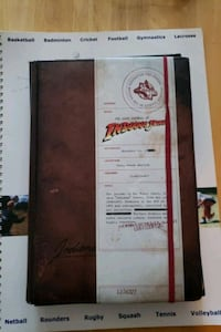 Indiana Jones Book Limited Edition Laval, H7P 1V3