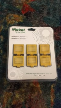 New iROBOT ROOMBA Series 700 Hepa Filters Alexandria, 22312
