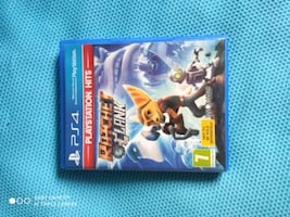 ratchet and clank PS4 konsol oyunu sony