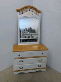 Youth dresser and mirror Cottonwood, 86326
