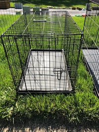 "Collapsible pet crate 24"" x 19"" with pan Annandale, 22003"