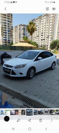 2012 Ford Focus 1.6 TDCI 115PS STYLE
