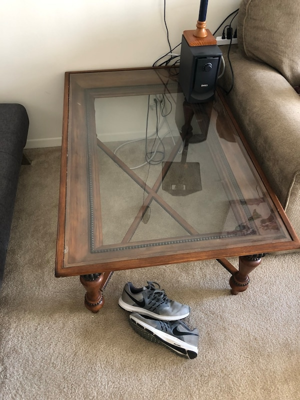 Coffee Table and End Table (Large and Small)