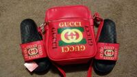 GUCCI SET SIZE 9 SLIDES Union City, 30291