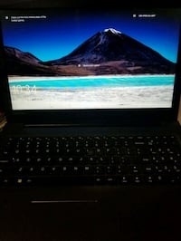 "Lenovo laptop 15.6"" touchscreen i3 processor. Pittsburgh, 15221"