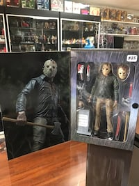 Friday the 13th; the Final Chapter; Neca La Habra, 90631