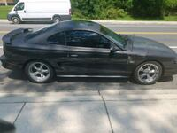 Ford Mustang GT, v8 365 horse power Silver Spring, 20904
