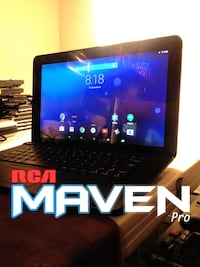 NEVER Used! RCA MAVEN PRO TABLET PC W/ Detachable Keyboard! Garfield
