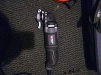 black and gray Craftsman corded power drill Washington, 20019