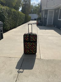 Brand new luggage.