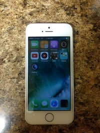 silver iPhone 5s