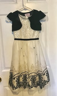 Elegant dress for girls size 10 perfect condition Ashburn, 20147
