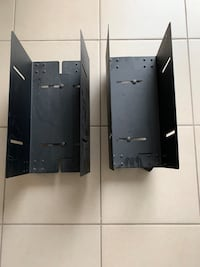 2x Mount it rolling cpu stand