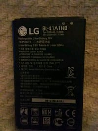 LG Cell phone battery Spring Hill, 34606