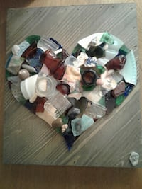 Homemade heart EGGHARBORTOWNSHIP
