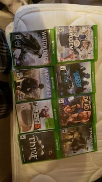 Xbox One Games 2472 km