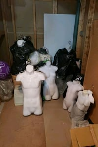 ALL SIZE BOUTIQUE MANNEQUINNS FOR SALE!! Mississauga, L4W 3S8