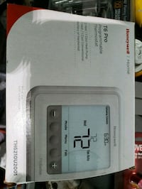 Honeywell t6 programmable thermostat. Brand new  Bristow, 20136