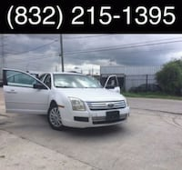 2007 Ford Fusion Houston