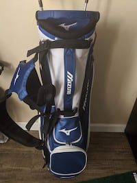 Mizuno golf bag.  Brand new Can't find this price for brand new