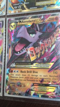 black and red Pokemon trading card Whitby, L1P 1W1