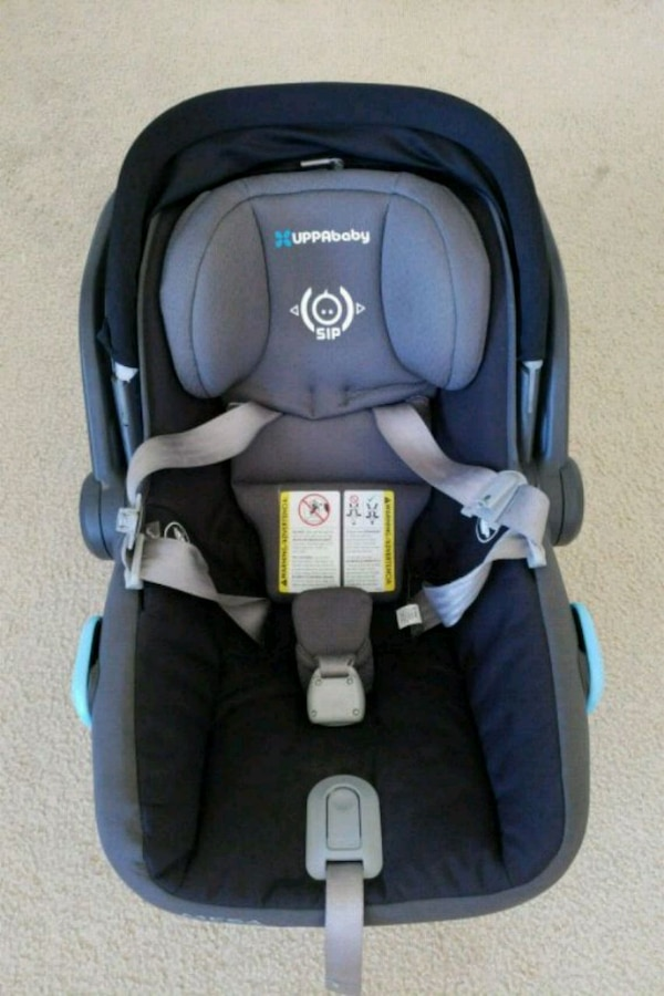 Uppababy Car Seat With Base