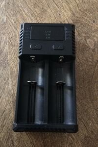 Rechargable battery charger