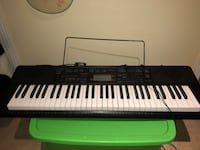 Casio Keyboard Mississauga, L5L 5C8