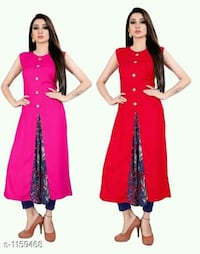 women's red and black dress Ajmer, 305004