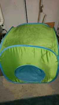 green and blue dome tent Kitchener, N2P 1A1