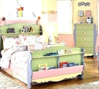 Kids bed set Falls Church, 22041