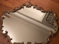 VINTAGE GOLD TRIMED MIRROR Kitchener, N2A 2W1