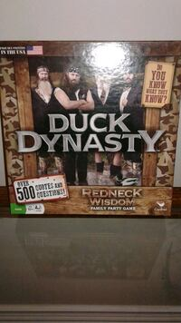 Brand NEW duck dynasty game Kitchener, N2K 4J7