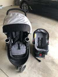 Stroller and carseat set Plymouth, 55446