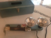 Vintage Acme Move-E-Lite Camera Light Bar Toronto