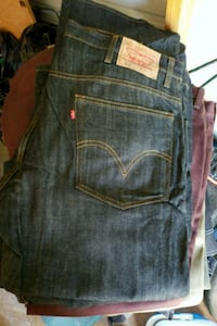 blue Levi's denim bottoms Lake Charles