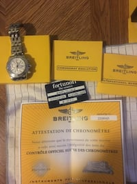 Breitling Chronomat  Comes Witch 100% Complete Box and Papers Нью-Йорк, 10473