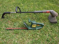 Weed & shrub trimmers (both) Denison, 75020