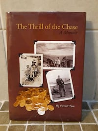 The thrill of the chase (hardcover) Los Angeles, 90032
