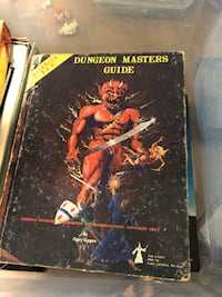 Dungeons and Dragons Lot Halethorpe, 21227