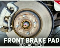 Front Brake Pads Replacement Miami Gardens, 33055