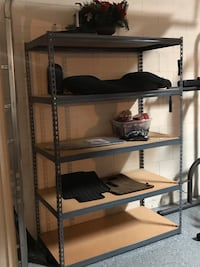 Black and gray 4-layer rack Ormond Beach, 32174