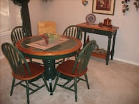 Dining set like new Bryan