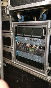 various audio video equipment. ask us.